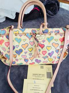 (Super Kikay)Dooney and Bourke bought in US Never Use *FREESHIPPING*