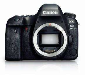 Canon 6D ii Body Only