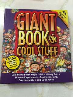 Giant Book of Cool Stuff