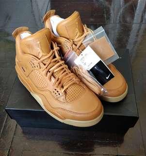 """Air Jordan 4 Premium """" Wheat/Ginger"""""""