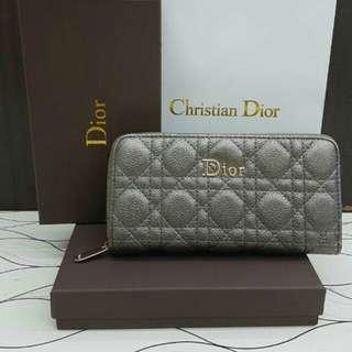Dior Purse Grey Color