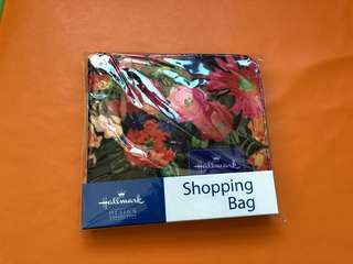 Hallmark shopping bag