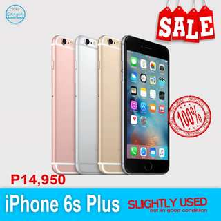 iPhone 6s Plus / 16gb / 64gb / 128gb Cheap Price!!