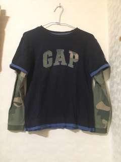 🚚 Gap長T