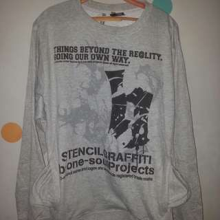 B one soul projects sweatshirt