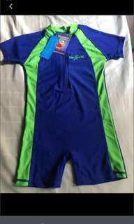 Brand New Boy Swimming Suit With Tag Size 5