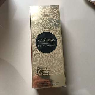 St. Dupont Royal Amber Perfume