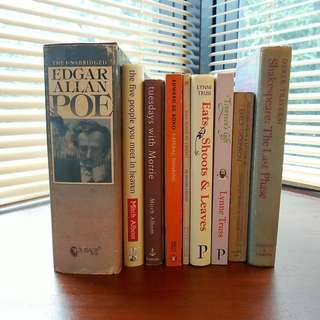 Classic Books & Heirloom Collectible Books