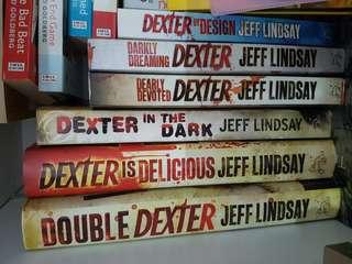 Dexter Series Novels