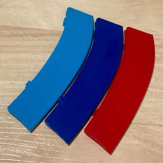 BMW F30 M Colour 11 slate Grille Strips