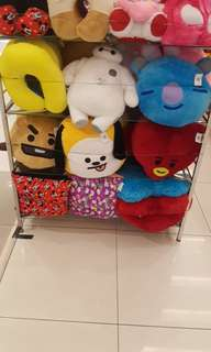BT21 Cushion Unofficial