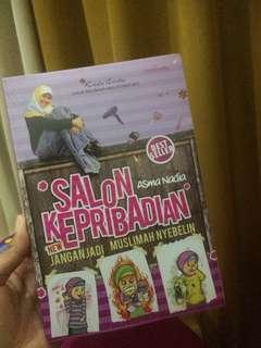 (NEW) Novel 'Salon Kepribadian'