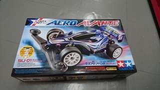 Tamiya star unit - 1/14 RC Aero avante