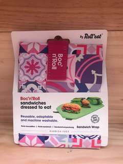 Roll'eat Boc'n'Roll Patchwork Pink