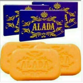😲😲Free Shipping Thailand Alada Soap