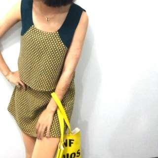 復古風洋裝㊣韓