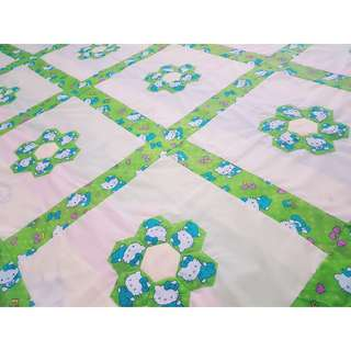 HelloKitty Handmade Blanket