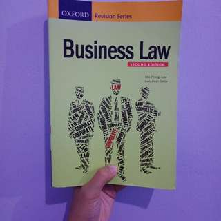 Business Law(2nd Ed) Oxford Revision Series