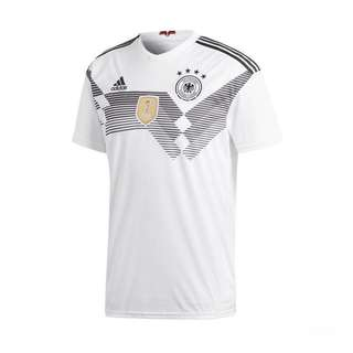 Authentic Germany WC 2018 Home Soccer Jersey