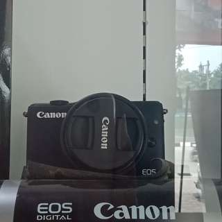 Camera canon Eos M10 Black