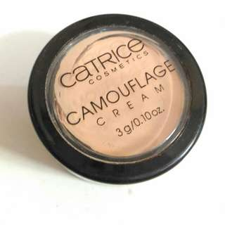 Catrice Comouflage Cream Concealer
