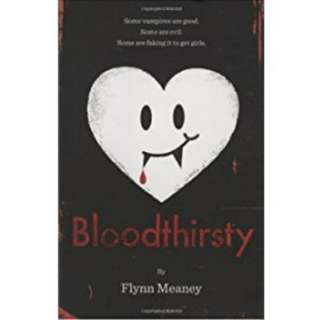 eBook - Bloodthirsty by Flynn Meaney