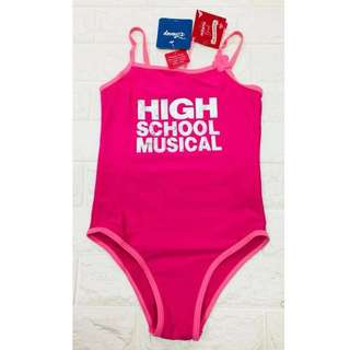 BRANDED DiSNEY EXCESS HiGHSCHOOL MUSiCAL 1PC SWiMSUiT rt-P250 Size : 6-12 yrs old High Quality Limited Stocks Only ! Photo Credits to the Owner SATURDAY--CUTOFF/SUNDAY PICKUP/MONDAY SHIPPING