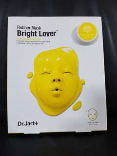 Dr Jart+ Dermask Rubber Mask Bright Lover