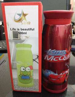 Thermos character Cars