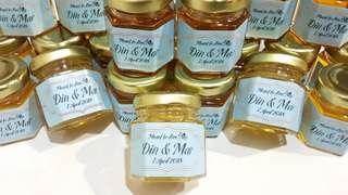 Honey jars 45ml - 350 btls