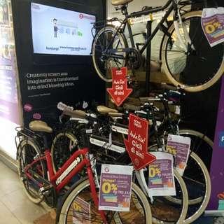 Sepeda London Taxi CRB Kredit 0% Cicilan