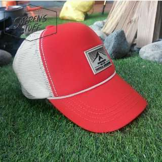Topi Eiger Classic Outdoor Red
