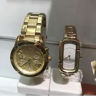 Pre-order: MK AND MARC JACOBS WATCH