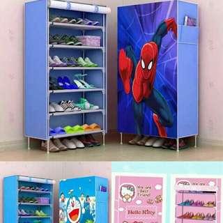 Character Shoe Rack Cabinet