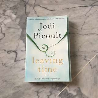 Jodi Picoult- Leaving Time