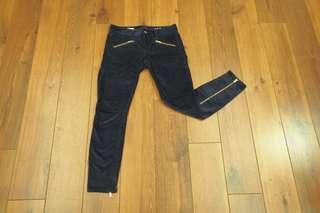 🚚 Gap深寶藍絨布長褲