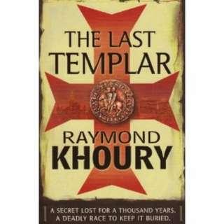 eBook - The Last Templar by Raymond Khoury