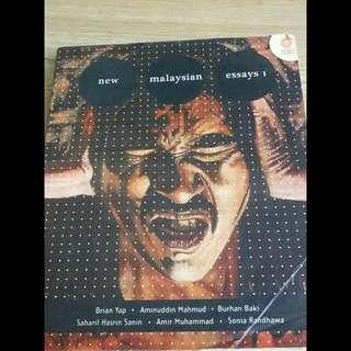 New Malaysian Essays vol 1