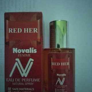 Parfum novalis