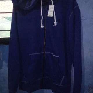 Jaket Biru