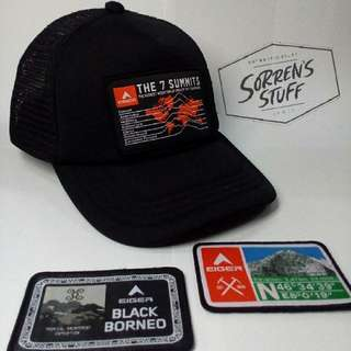 Topi Eiger Tactical Fields