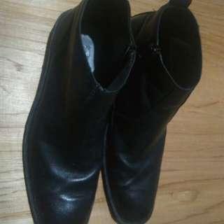 Sepatu Boots Brand Grutty