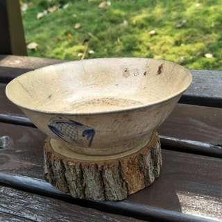 🚚 古老的碗