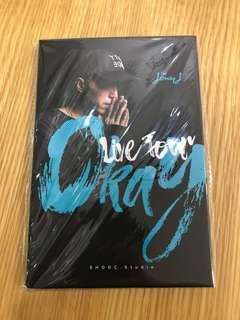 JONY J Okay 2017 Live Tour CD 豆芽 中国有嘻哈 (Brand New Unopen)