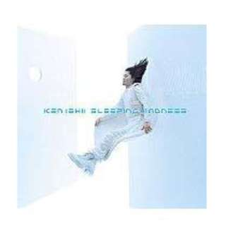 Vg+ Ken ishii record vinyl 2lp sleeping madness