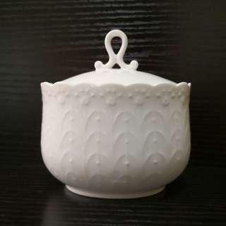 Narumi suger bowl