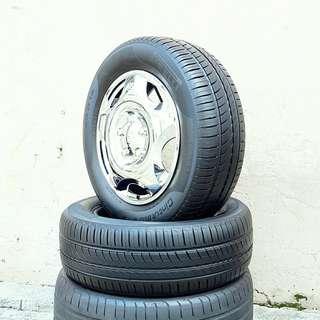 Used 215/60 R16(Sold) Pirelli (2pcs) 🙋♂️