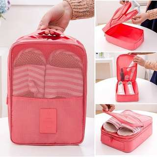 3 in 1 Shoe Travel Organizer Bag