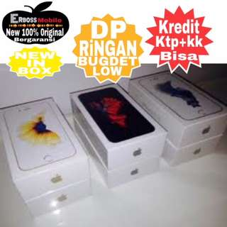 Kredit Low Dp IPhone Apple 6S Plus 64GB Original-Ditoko Promo Ktp+kk wa;081905288895