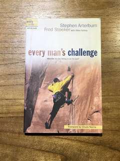 Every Man's Challenge by Stephen Arterburn